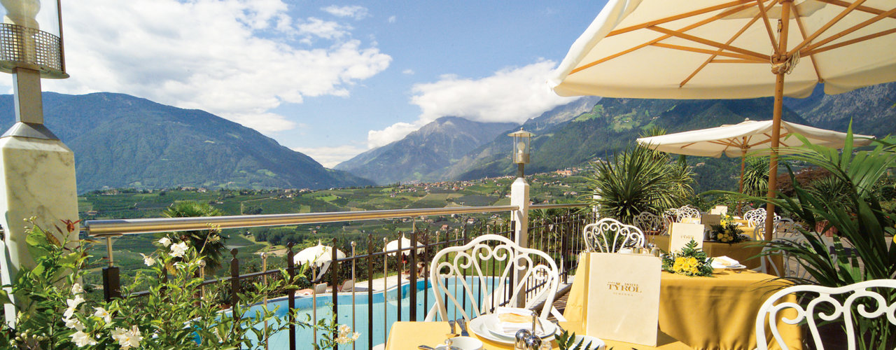 Newsletter des Hotels Tyrol in Schenna bei Meran